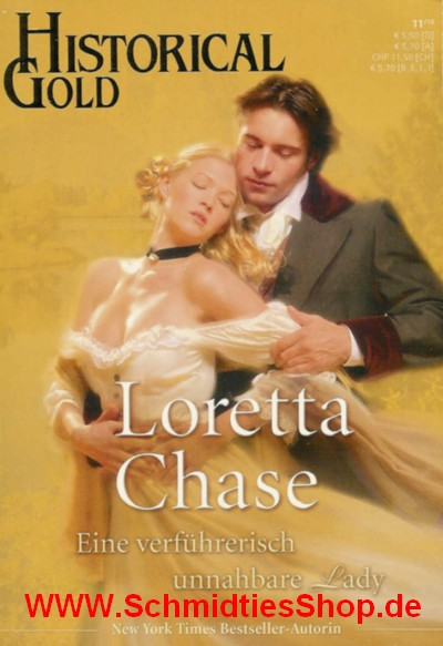 Historical Gold - 228 - Loretta Chase