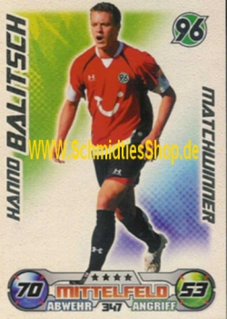 Hannover 96 - MW - 347 - Hanno Balitsch