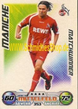 Match Attax 09//10-373-Jens Lehmann-Matchwinner