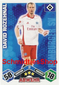 Hamburger SV 077 David Rozehnal