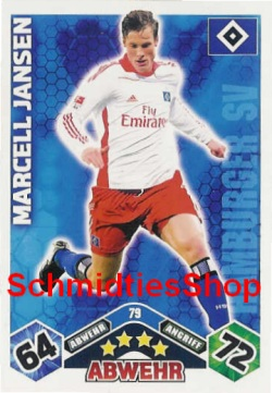 Hamburger SV 079 Marcell Jansen