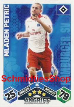 Hamburger SV 086 Mladen Petric