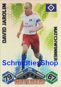 Hamburger SV MW 355 David Jarolim