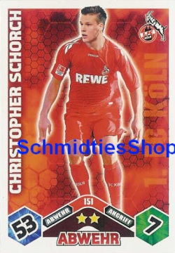 1.FC Köln 151 Christopher Schorch