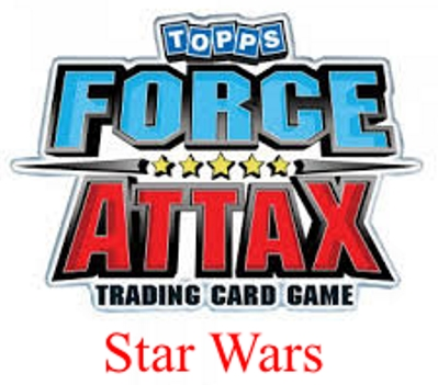 Topps Star Wars - Force Attax - 10-Booster a 10 Karten