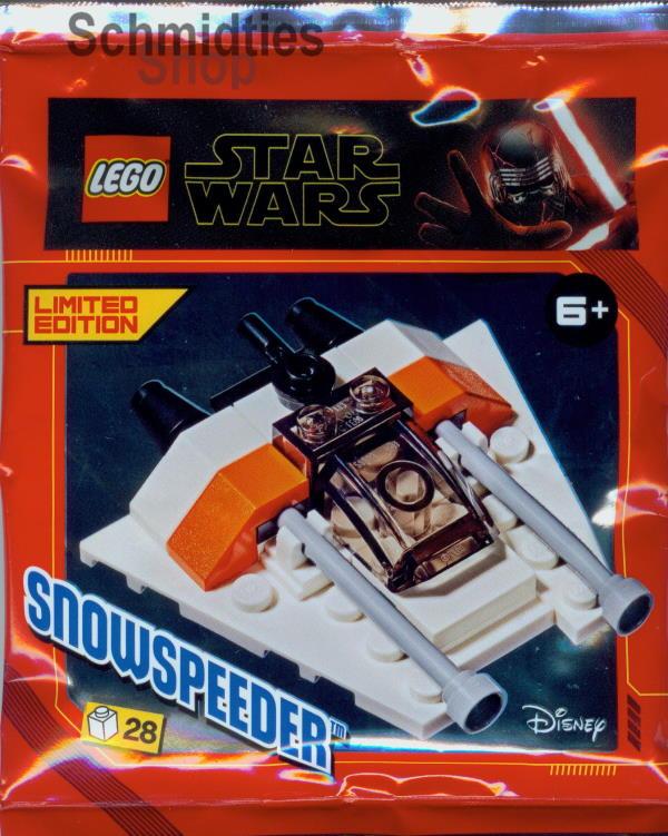 LEGO® Star Wars™ - Snowspeeder-2 inkl. Bauplan - Limitiert