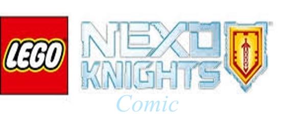 LEGO® Nexo Knights Comic Nr.06/2018 - Jestros fiese Rache!