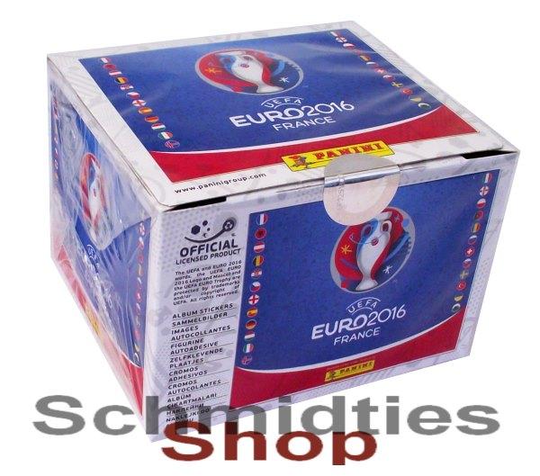 PANINI - UEFA EURO 2016 - 100er Display