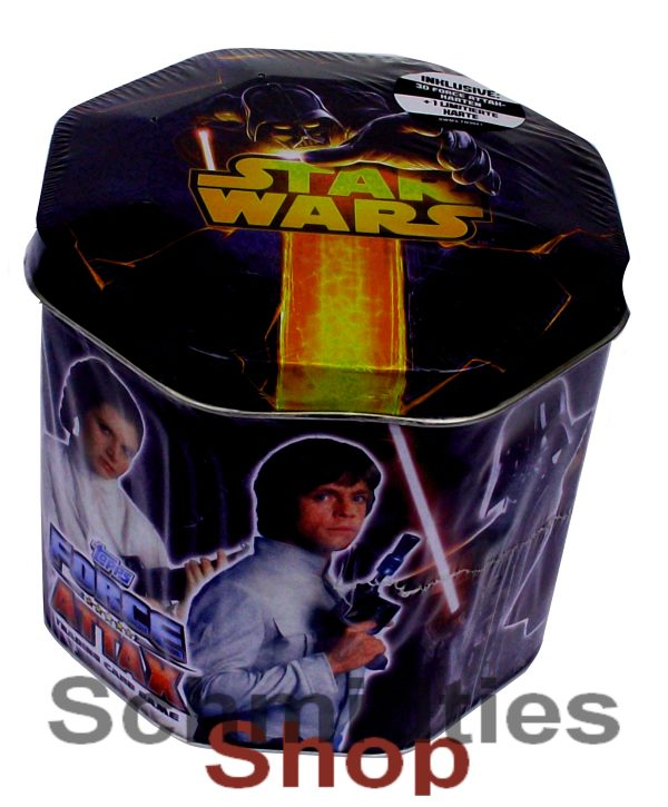 Topps Star Wars - Force Attax Movie Serie 3 - Tin Box