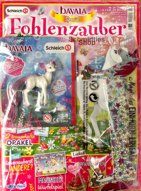 Bayala® Special - Fohlenzauber - Nr.33 - 1 von 5