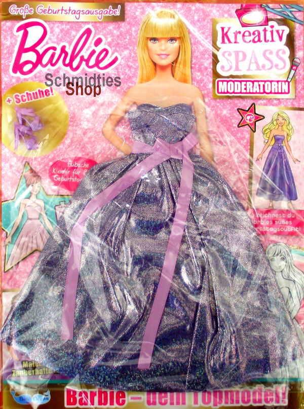 Barbie® Kreativ Spass - Ausgabe Moderatorin Nr. 22