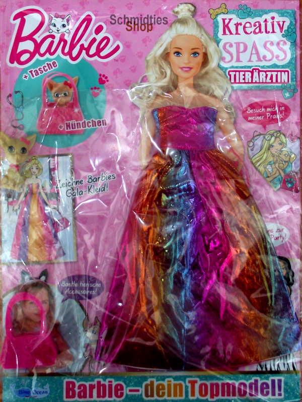 Barbie® Kreativ Spass - Ausgabe Tierärztin Nr. 25