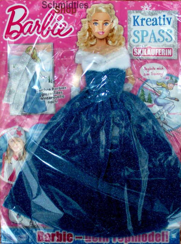 Barbie® Kreativ Spass - Ausgabe Skiläuferin Nr. 26