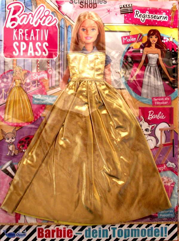 Barbie® Kreativ Spass - Ausgabe Regisseurin Nr. 32