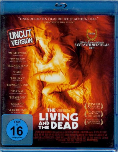 The Living and the Dead (UNCUT VERSION) (Blu-Ray) (NEU & OVP)