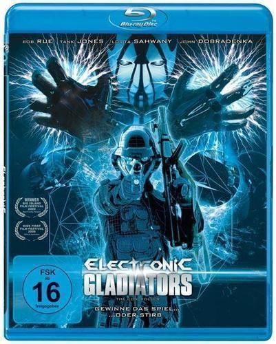 Electronic Gladiators - The Controller (Blu-Ray) (NEU & OVP)