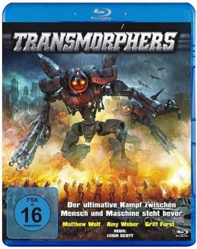 Transmorphers (Blu-Ray) (NEU & OVP)