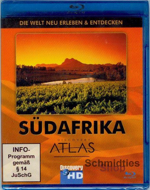 Südafrika ATLAS Special (Blu-Ray (NEU/OVP)