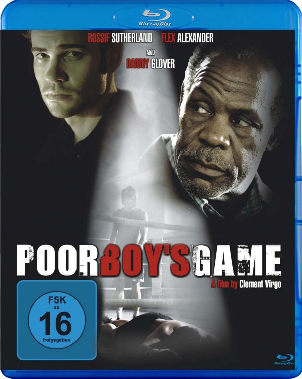 Poor Boy's Game (Blu-Ray) (NEU & OVP)