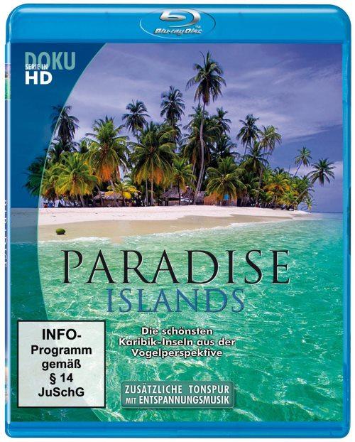Paradise Islands - Info Karibik Inseln (Blu-Ray (NEU & OVP)