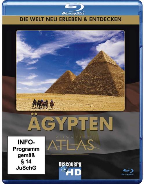 Ägypten Atlas (Blu-Ray (NEU & OVP)