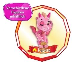 Safiras Drachen II - Funkelstein - Feuerdrachen - Faxus