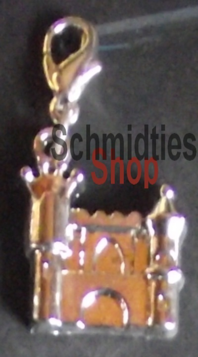 Filly Fairy - Anhänger - Icon Charms - 10 - Schloss