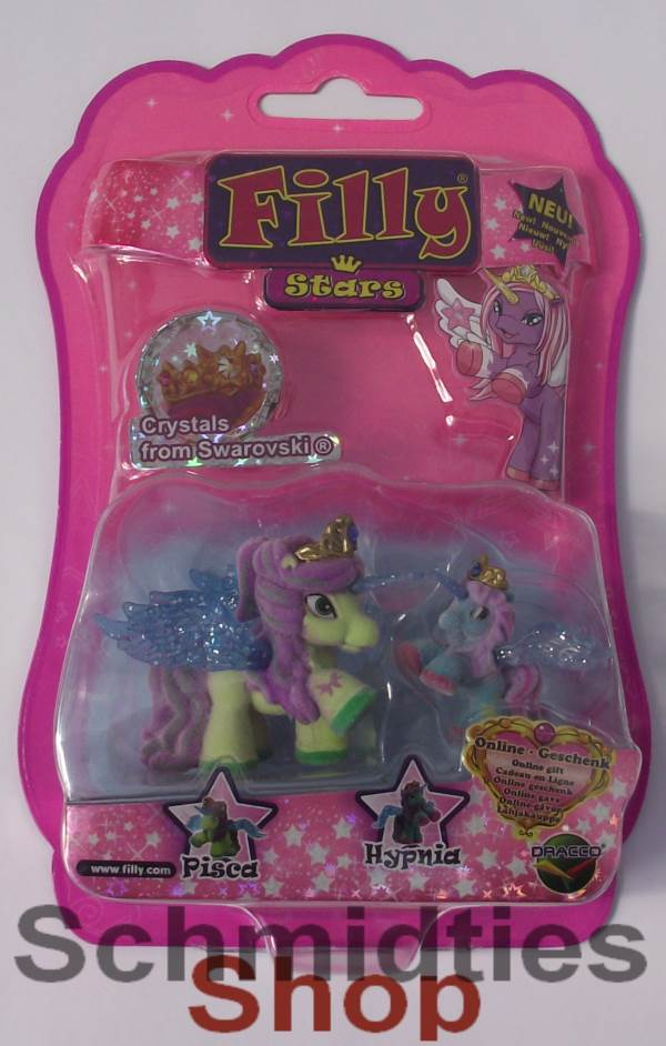 Filly Stars - Mutter Pisca + Baby Hypnia