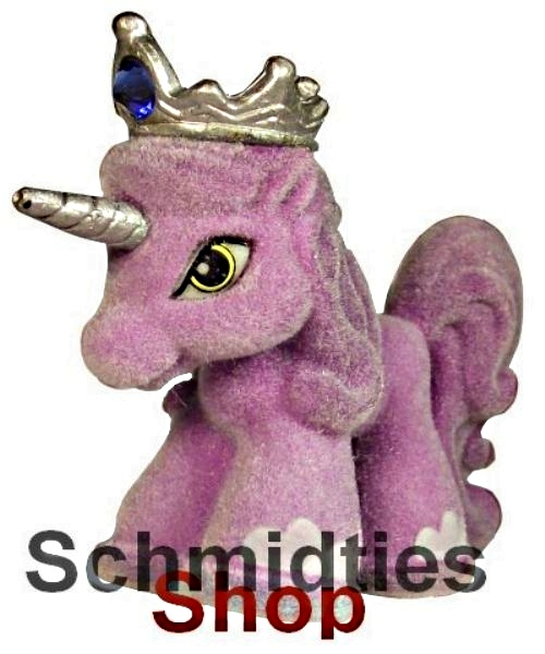 Filly Unicorn Silver - Ashia (Limited Edition)