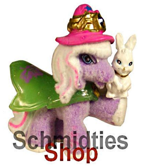 Filly Witchy Baby - Frida mit Hase (Sonderfigur)