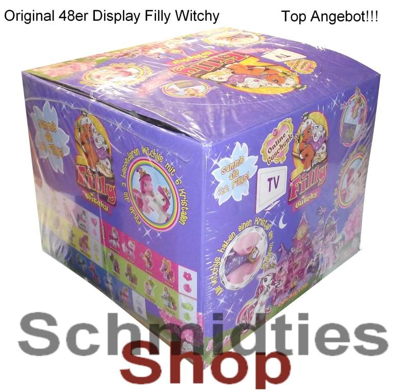 Filly Witchy - 48er Original Display (OVP) Sonderpreis