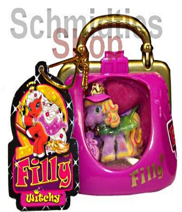 Filly Witchy - Mini Hexentasche Pink inkl.1 Filly