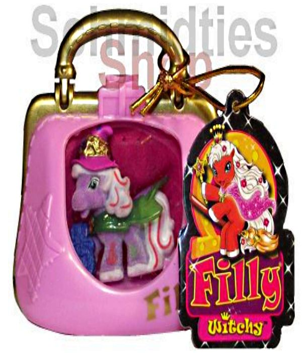 Filly Witchy - Mini Hexentasche Rosa inkl.1 Filly