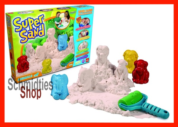 Goliaht® - Super Sand™ - Animals (675g)(Art.83213)