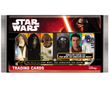Topps Star Wars - The Force Awakens Booster - 50 x 10er-Booster