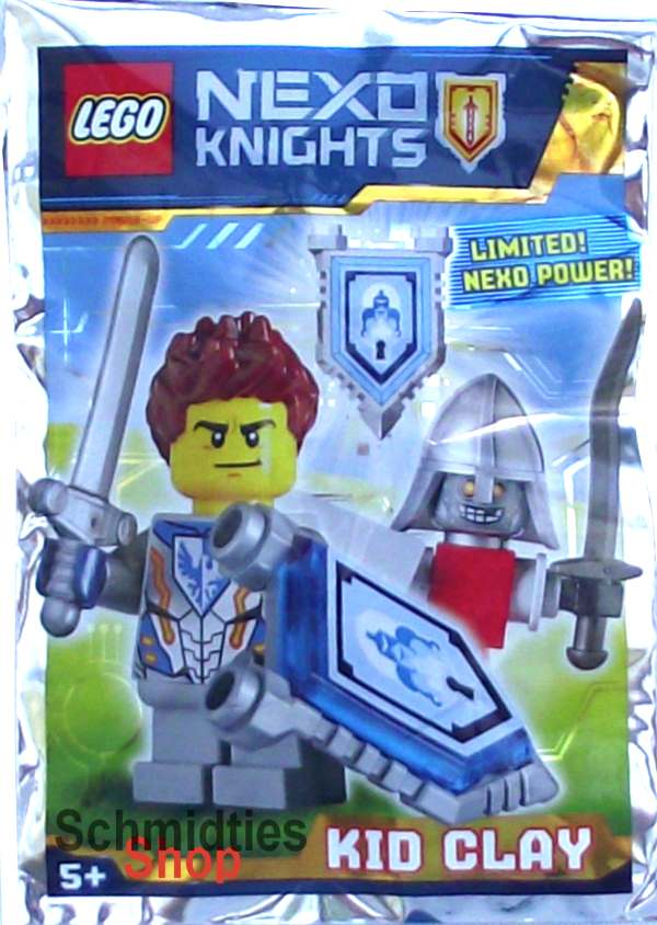 LEGO® Nexo Knights™ - Kid Clay