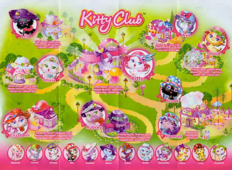 Kitty Club - Elizabeth