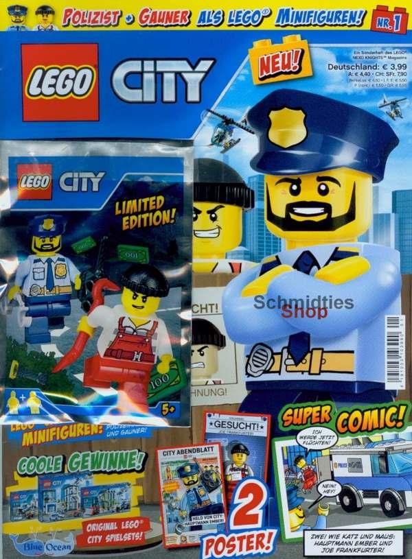 LEGO® City - Sondermagazin