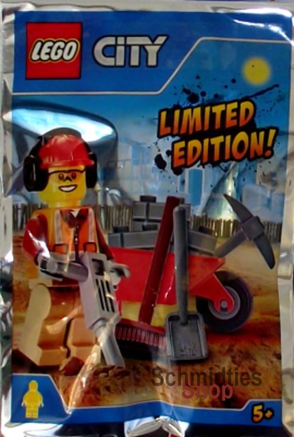 LEGO® City - Sonderausgabe mit 2 Minifiguren Nr.02/17