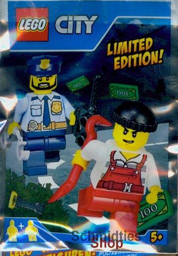 LEGO® LEGO® City - Sonderausgabe mit 2 Minifiguren Nr.01/17