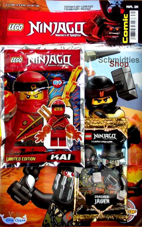 LEGO® NINJAGO Comic Nr.31/19