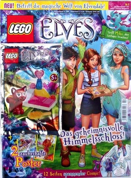 LEGO® Elves Magazin mit Zubehör Nr.02/15 Sonderheft