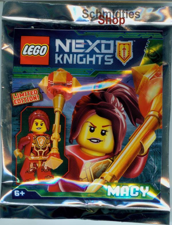 LEGO® Nexo Knights™- Marcy mit Donnerkeule