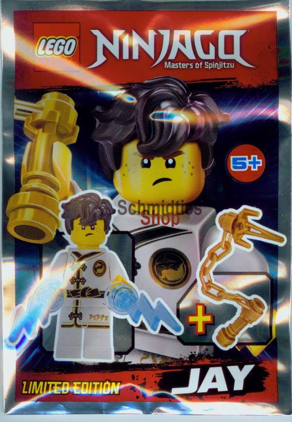 LEGO® NINJAGO™- Jay mit Morgenstern