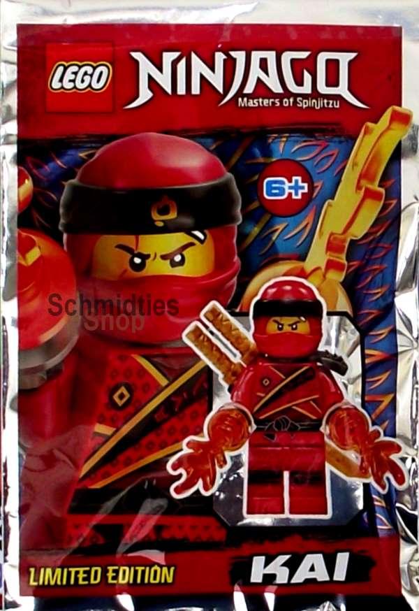 LEGO® NINJAGO™- Kai mit 2 fache Flammenkraft