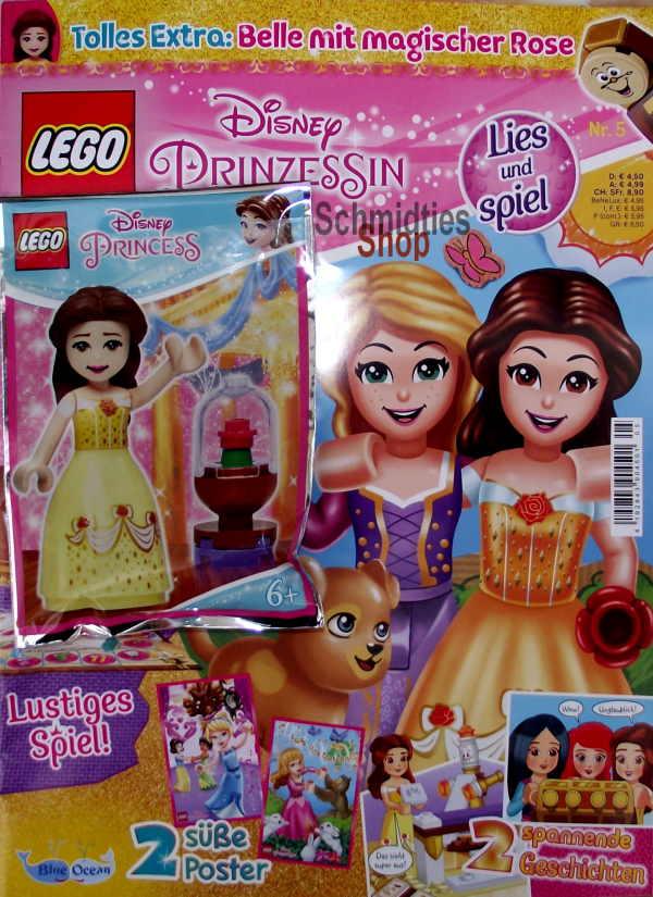 LEGO® Disney Prinzessin Magazin mit Zubehör Nr.05/20