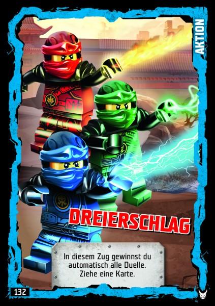 LEGO®NINJAGO Aktion - 132 - Dreierschlag
