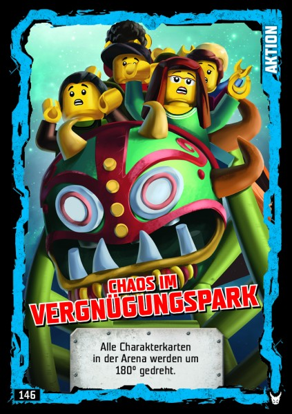 LEGO®NINJAGO Aktion - 146 - Chaos im Vergnügungspark