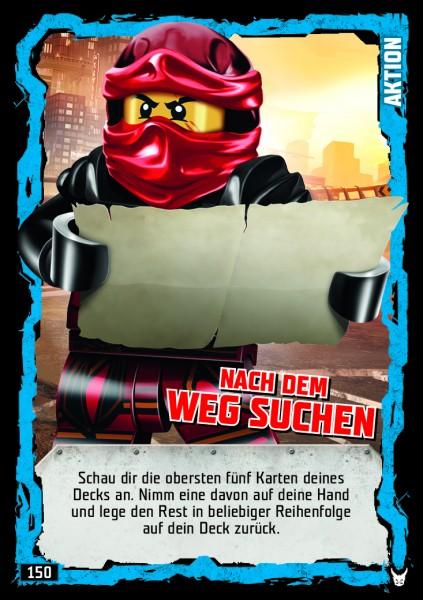 LEGO®NINJAGO Aktion - 150 - Nach dem Weg suchen