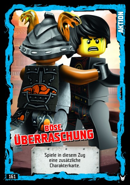 LEGO®NINJAGO Aktion - 161 - Böse Überraschung